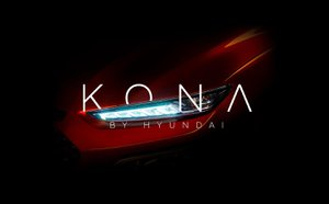 La nuova Hyundai Kona