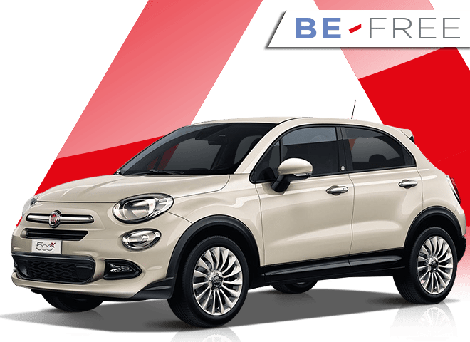 fiat 500x gpl con be free a bari - moving center group
