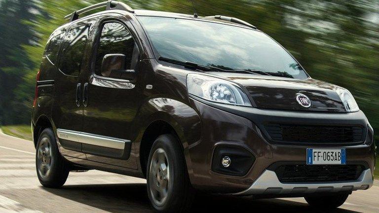 Nuova Fiat Qubo in promozione