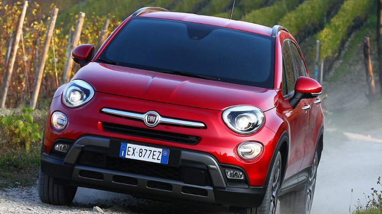 Scopri la nuova Fiat 500X City Cross