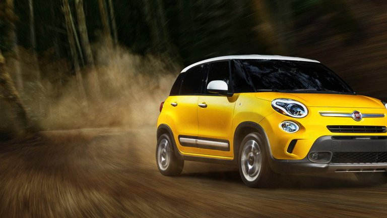 Nuova Fiat 500L City Cross